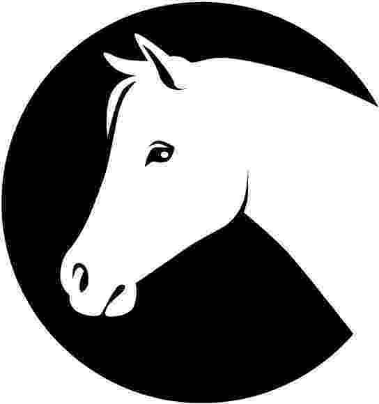 coloring pictures of horses heads horse head coloring page getcoloringpagescom of horses heads coloring pictures