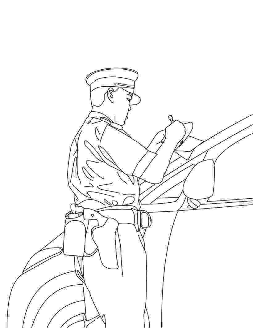 coloring police officer free police officer pictures for kids download free clip officer police coloring