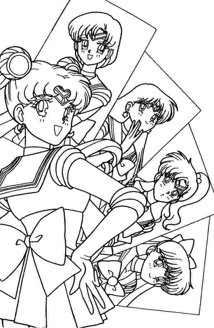 coloring sailor moon 130 best sailor moon coloring book images on pinterest moon coloring sailor