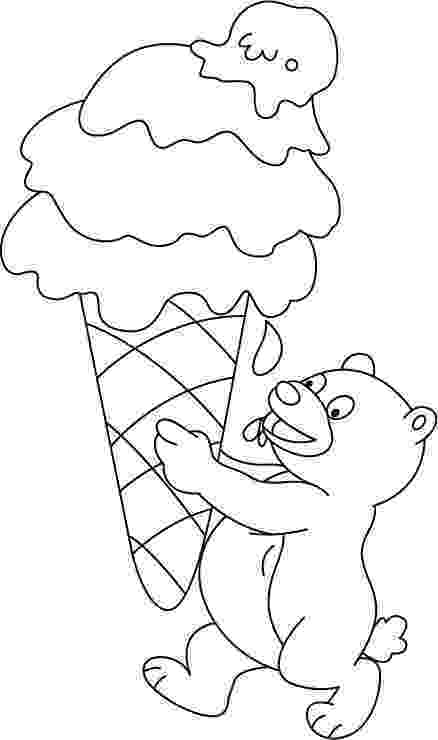 coloring sheet ice cream ice cream coloring pages download and print for free cream ice coloring sheet