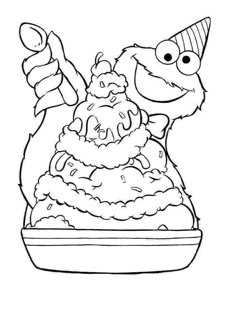 coloring sheet ice cream ice cream coloring pages getcoloringpagescom cream sheet ice coloring