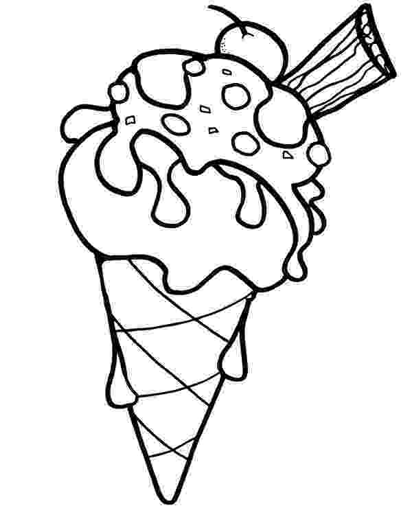 coloring sheet ice cream ice cream coloring pages getcoloringpagescom cream sheet ice coloring 1 1