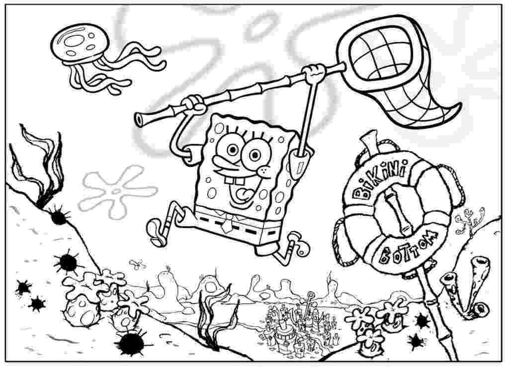 coloring sheets spongebob printable spongebob coloring pages for kids cool2bkids spongebob sheets coloring