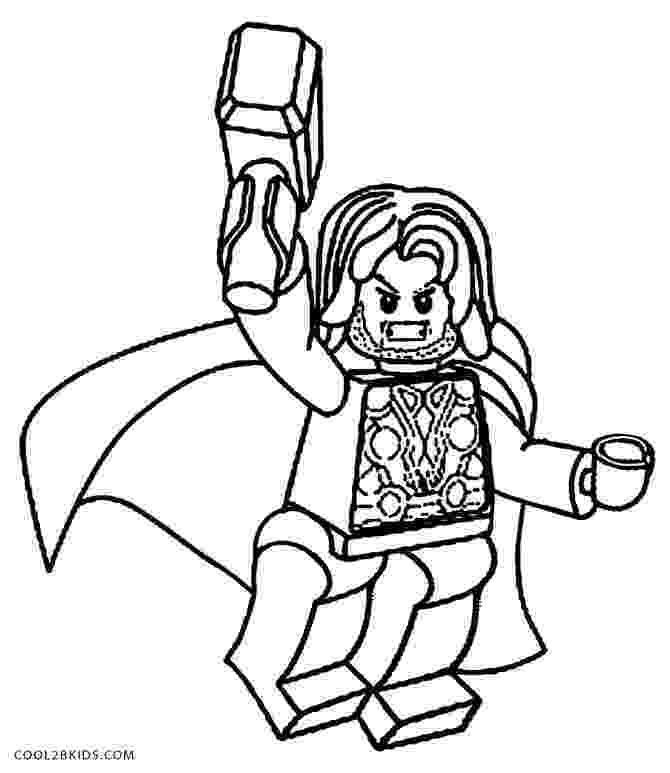 coloring thor printable thor coloring pages for kids cool2bkids thor coloring 1 2