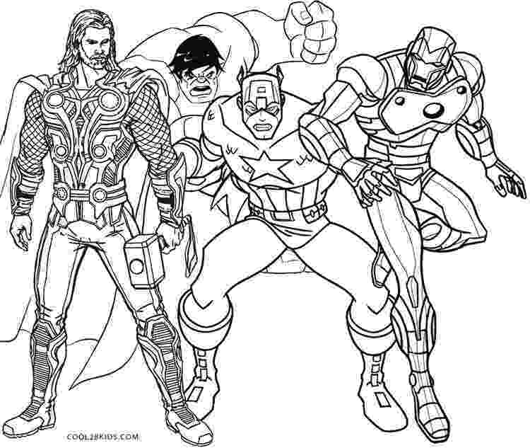 coloring thor thor coloring pages to download and print for free coloring thor 1 1