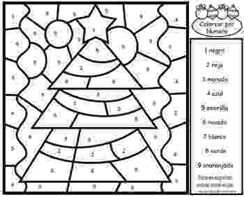 colour by number christmas multiplication 3rd grade math color by number christmas edition common christmas colour multiplication by number