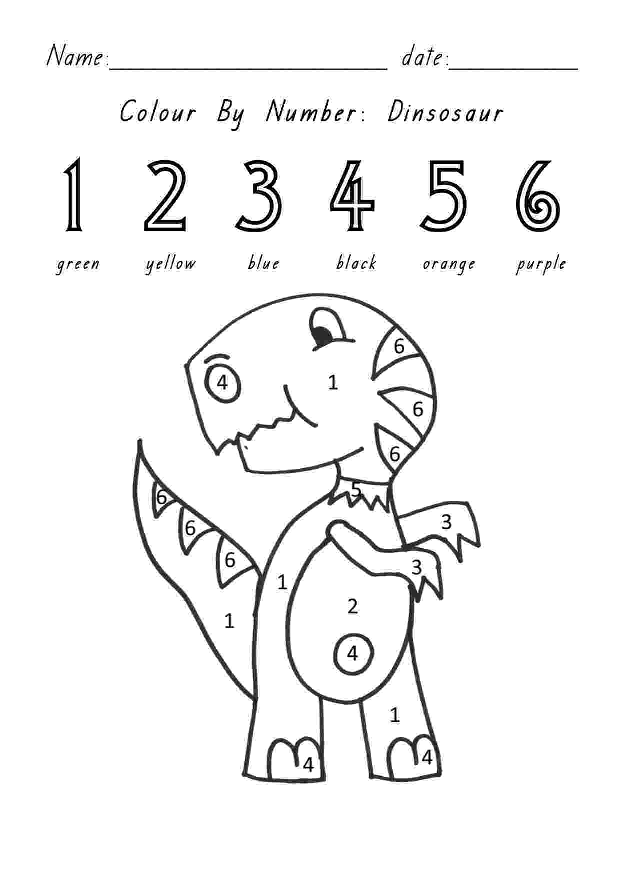 colour by number minibeasts color by number identifying numbers 0 10 free sample by minibeasts colour by number