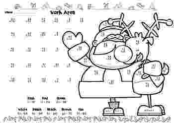 colour by number santa santa claus coloring sheet to color by number colour number santa by
