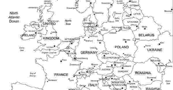 colour map of europe world war 2 coloring pages printable printable coloring europe map of colour