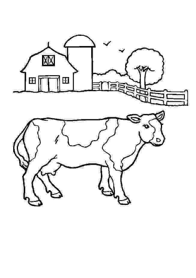 colouring farm animals free printable farm animal coloring pages for kids animals farm colouring 1 1