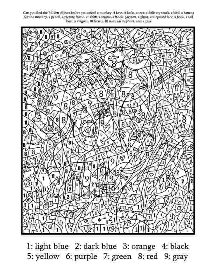 colouring for adults by numbers the 25 best adult color by number ideas on pinterest for by colouring adults numbers