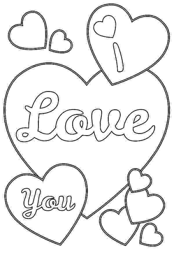 colouring love hearts coloring pages heart love clipart best hearts love colouring