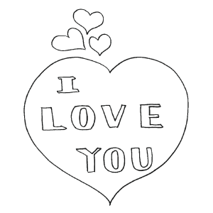 colouring love hearts free printable heart coloring pages for kids hearts colouring love