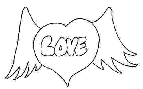 colouring love hearts quoti love you quot coloring pages hearts colouring love