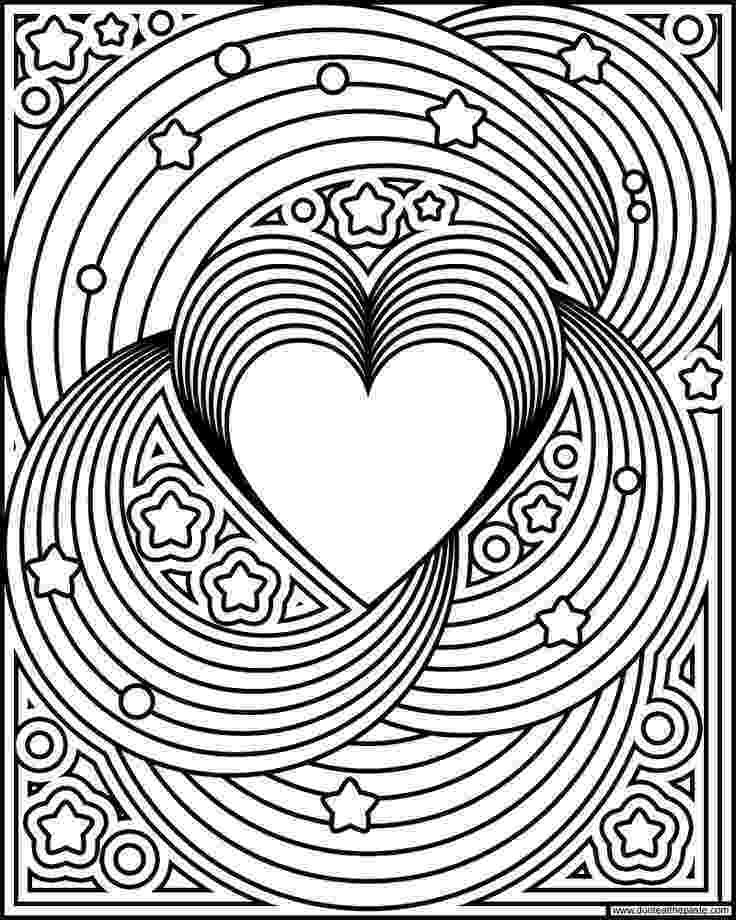 colouring love hearts rainbow love coloring page heart coloring pages love love hearts colouring