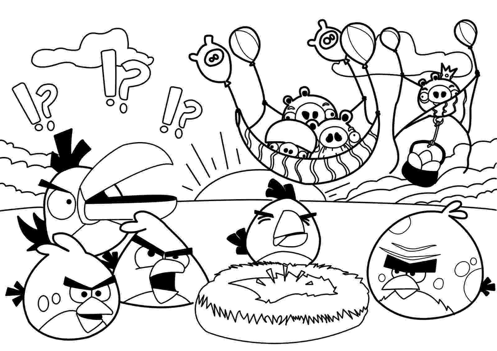 colouring pages angry birds go angry birds free to color for kids angry birds kids birds colouring pages angry go