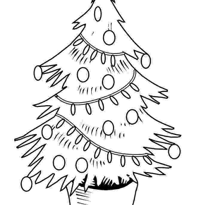 colouring pages christmas tree christmas tree coloring pages for childrens printable for free colouring tree christmas pages