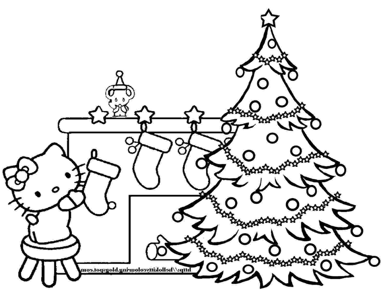 colouring pages christmas tree christmas tree coloring pages free printable pictures pages colouring christmas tree