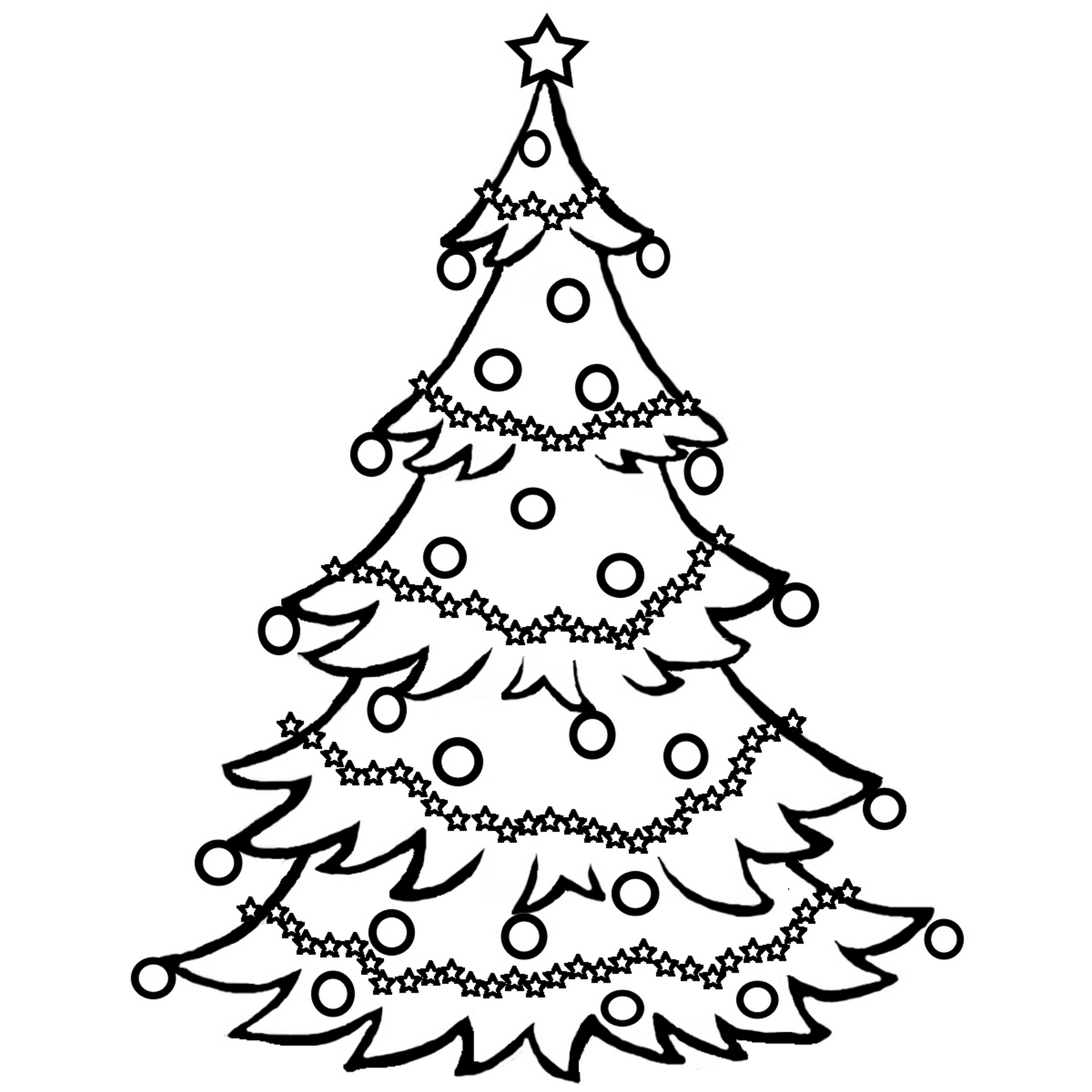 colouring pages christmas tree free printable christmas tree coloring pages for kids christmas colouring tree pages