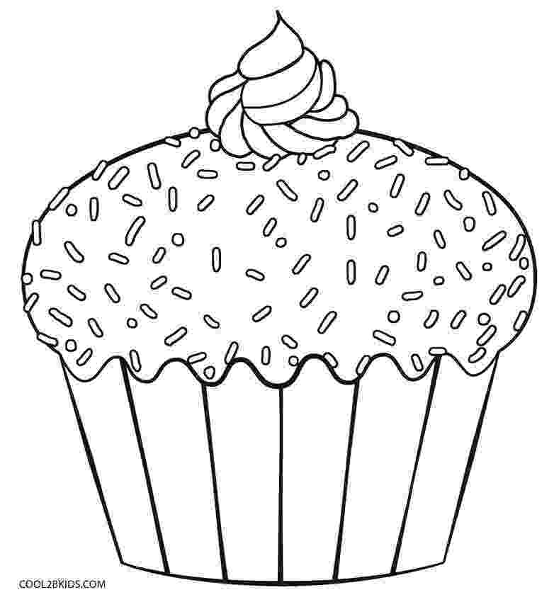 colouring pages cupcakes free printable cupcake coloring pages for kids colouring cupcakes pages