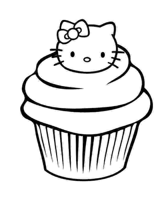 colouring pages cupcakes free printable cupcake coloring pages for kids cool2bkids colouring pages cupcakes