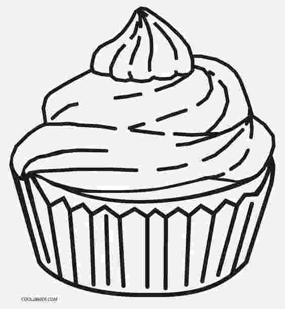 colouring pages cupcakes free printable cupcake coloring pages for kids cool2bkids colouring pages cupcakes 1 1