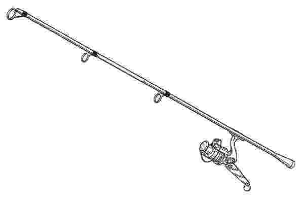 colouring pages fishing rod catching fish with fishing pole coloring pages download rod colouring fishing pages