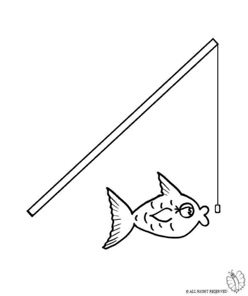 colouring pages fishing rod fishing rod coloring page ultra coloring pages pages rod fishing colouring