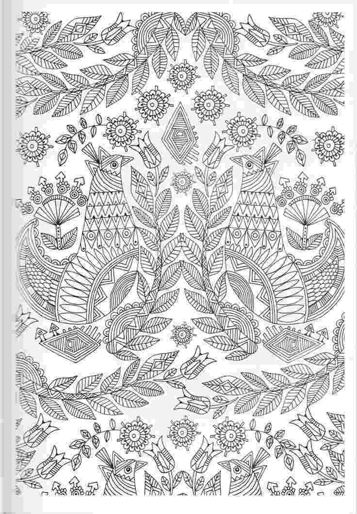 colouring pages for adults pinterest scandinavian coloring book pg 9 color pages stencils adults pages for colouring pinterest