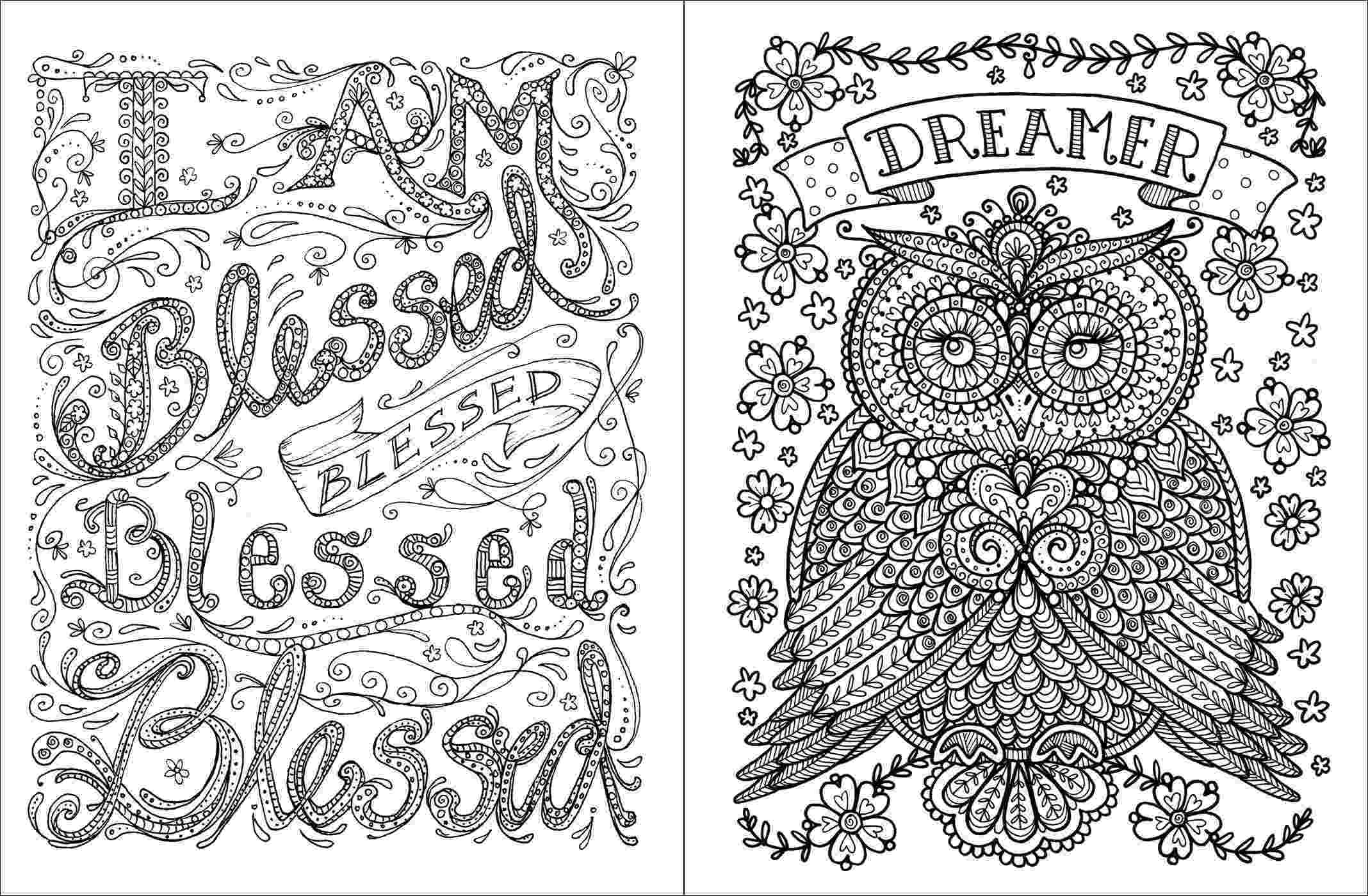 colouring pages for adults with quotes coloring quote pages for adults with colouring quotes