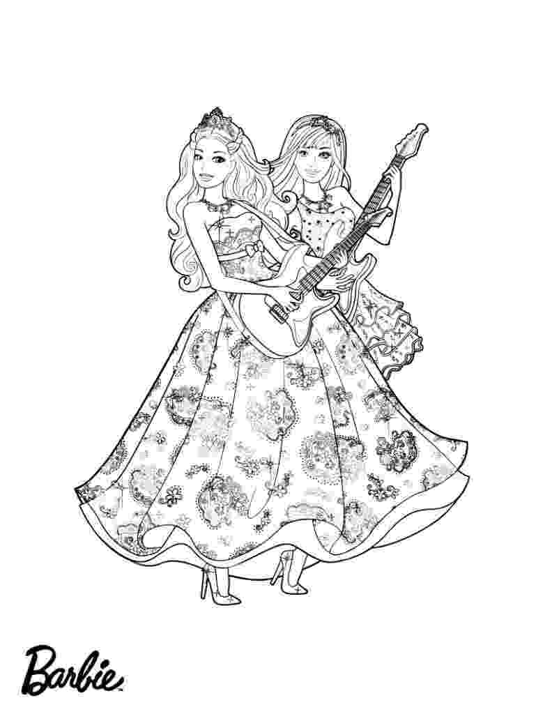 colouring pages for barbie princess barbie coloring pages princess coloring pages big bang fish pages colouring princess for barbie