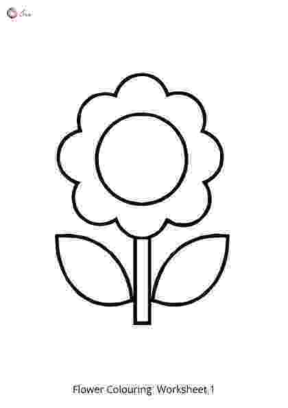 colouring pages for flowers free downloadable flower colouring pages for kids ira for colouring pages flowers
