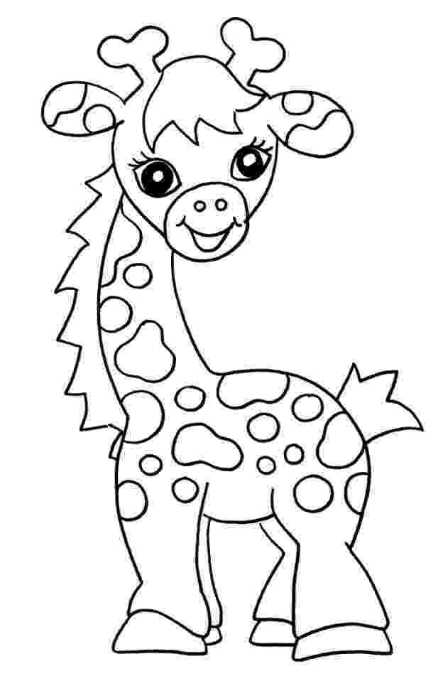 colouring pages for giraffe baby giraffe coloring page free printable coloring pages pages for colouring giraffe