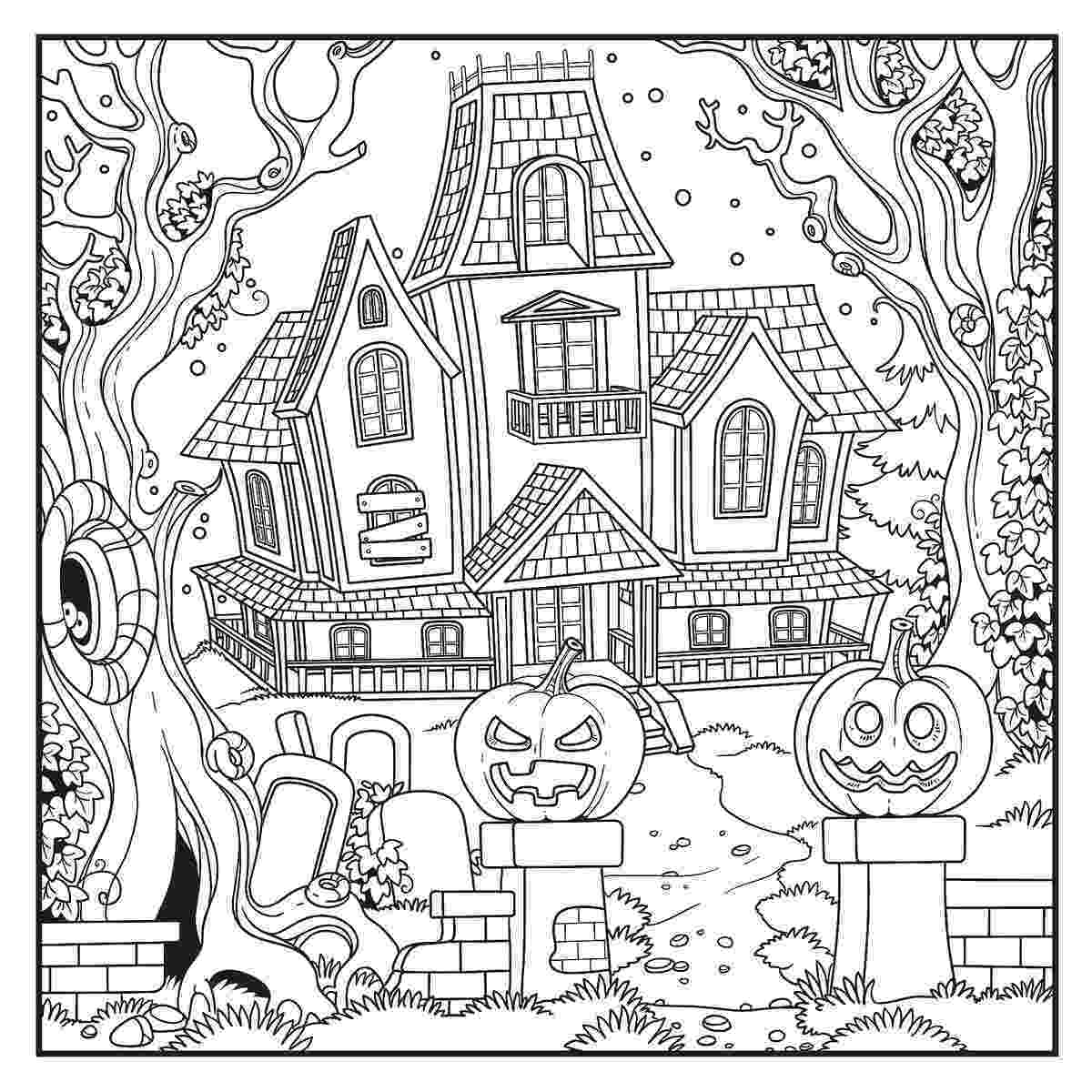 colouring pages for halloween free printable halloween coloring pages to download and print for free for colouring free printable pages halloween