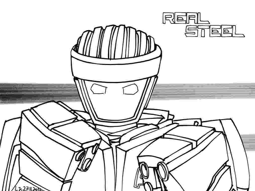 colouring pages for real steel real steel atom drawing at getdrawings free download steel colouring pages real for