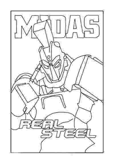 colouring pages for real steel real steel coloring pages coloring pages pages for real colouring steel