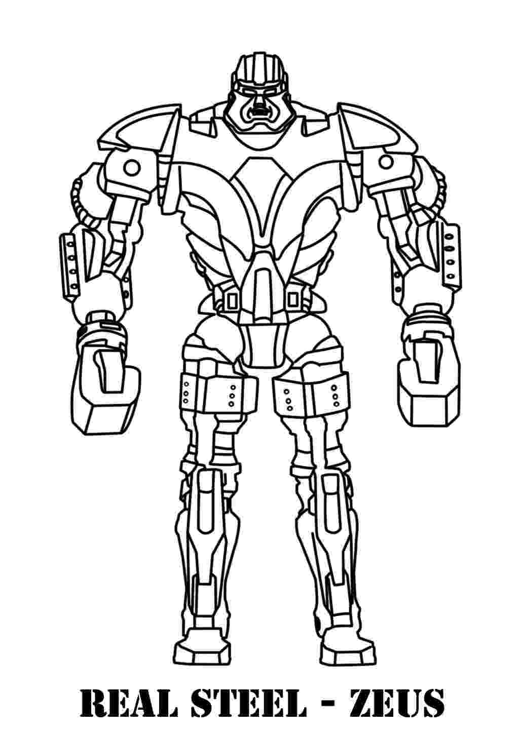 colouring pages for real steel real steel coloring pages coloring pages real pages steel for colouring