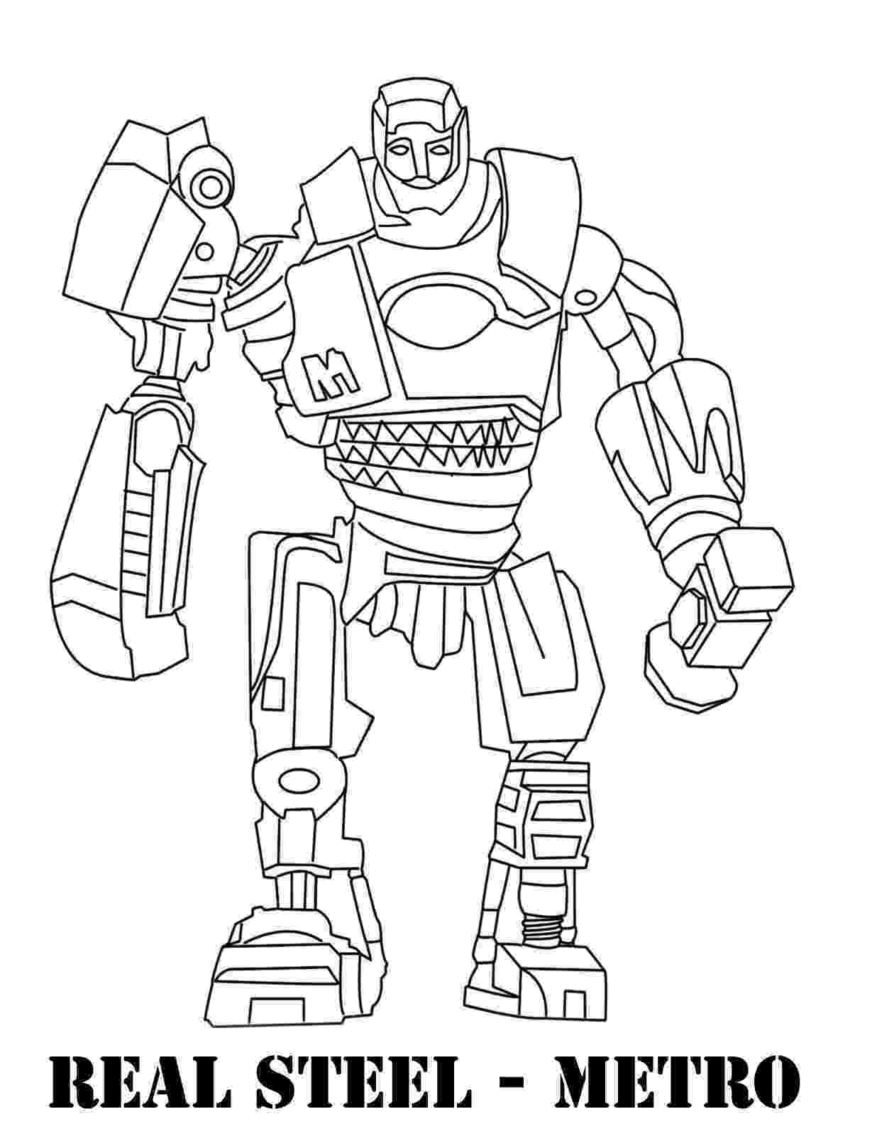 colouring pages for real steel real steel coloring pages coloring pages to download and pages for colouring real steel