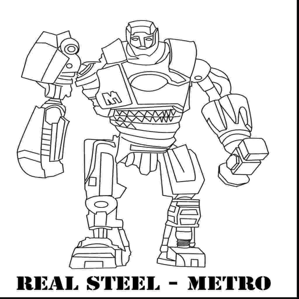 colouring pages for real steel real steel robot coloring pages at getcoloringscom free pages real colouring steel for