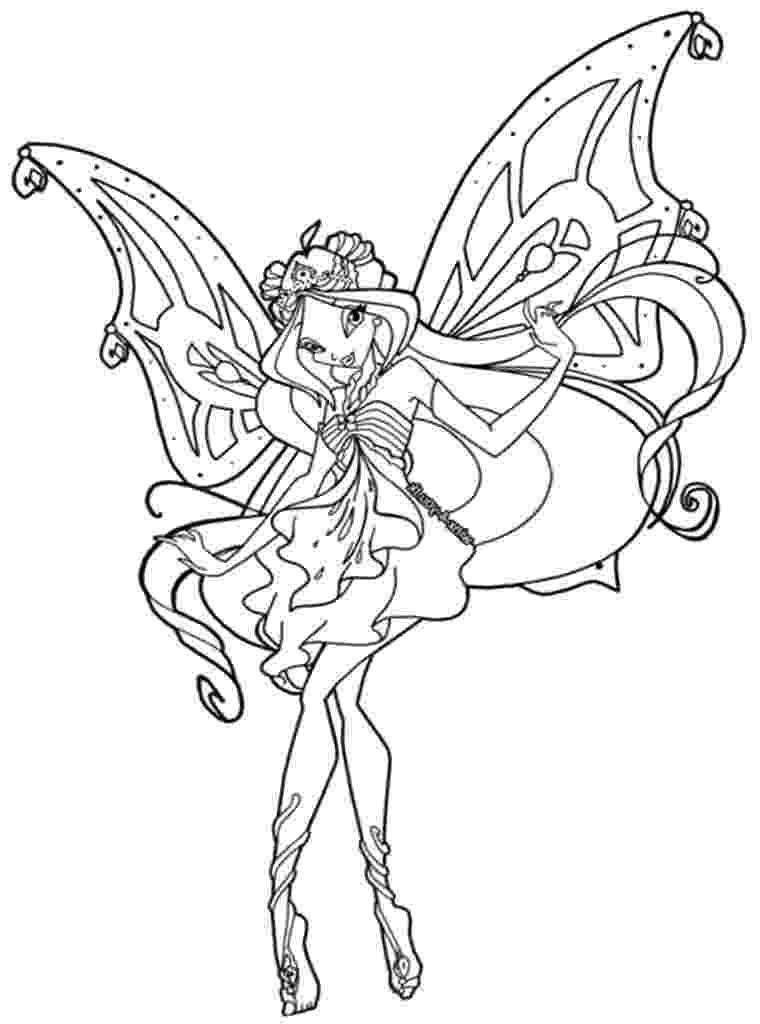 colouring pages for winx free printable winx club coloring pages for kids colouring pages for winx