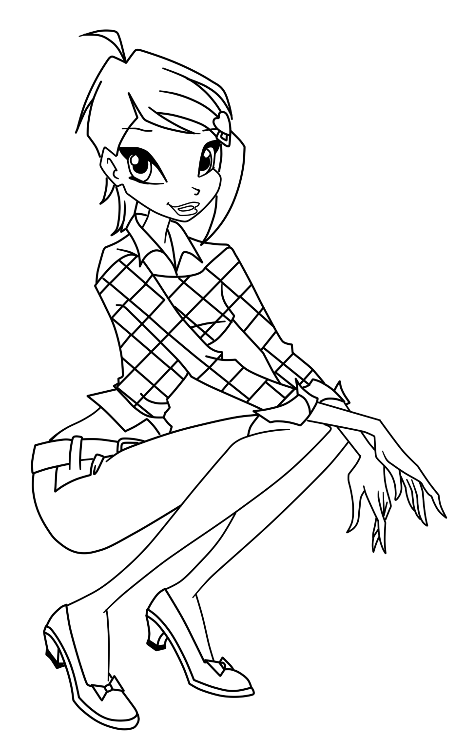colouring pages for winx free printable winx coloring pages for kids cool2bkids colouring pages for winx