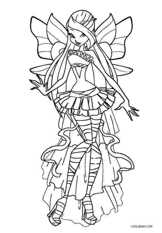 colouring pages for winx free printable winx coloring pages for kids cool2bkids winx colouring pages for