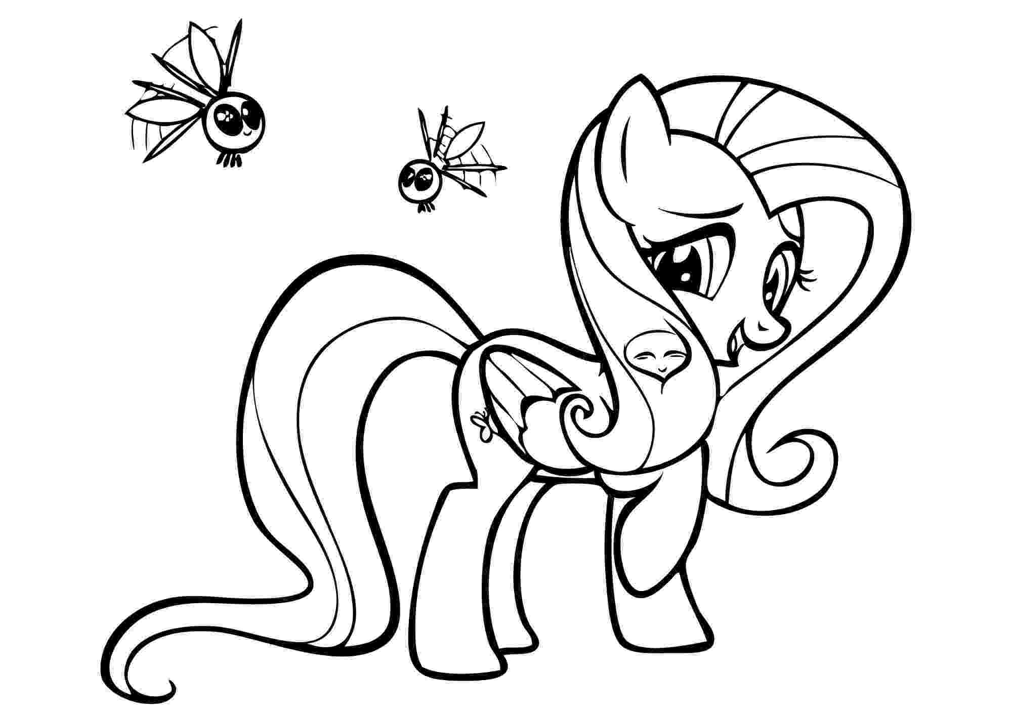 colouring pages little pony my little pony coloring pages friendship is magic team colouring pages little pony
