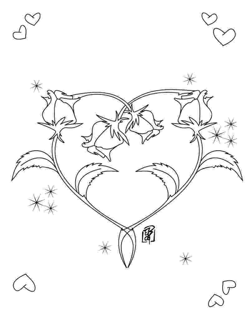 colouring pages of hearts free printable heart coloring pages for kids colouring of pages hearts