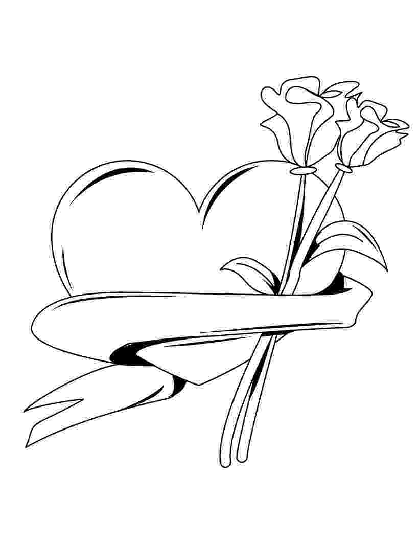 colouring pages of hearts free printable heart coloring pages for kids of hearts colouring pages 1 1