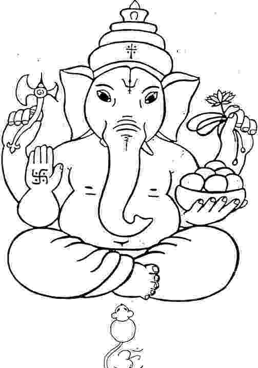 colouring pages of lord ganesha ganesha paintings for coloring lord ganesh colouring ganesha pages colouring of lord