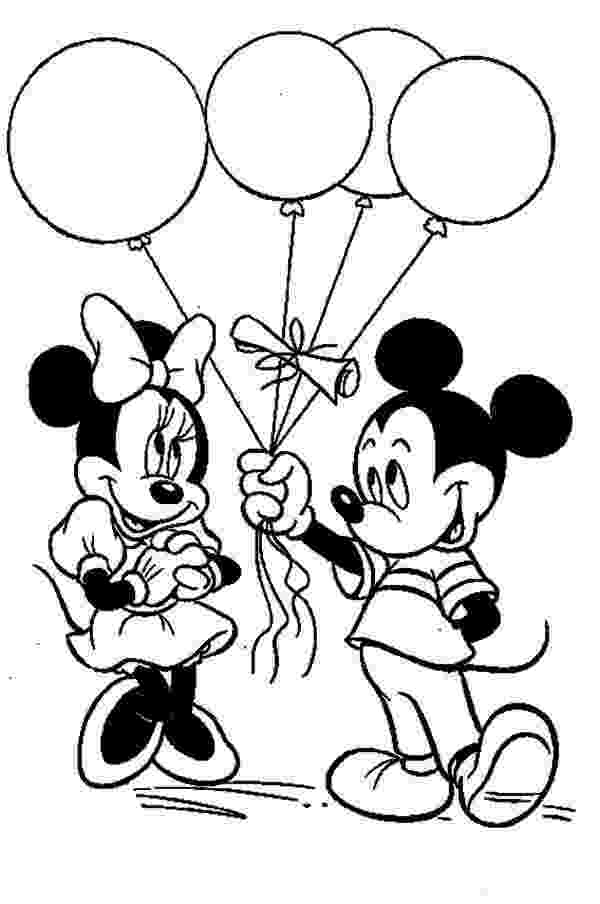 colouring pages of mickey mouse and minnie pin di alifiah su coloring pages disegni da colorare mickey colouring minnie mouse and pages of