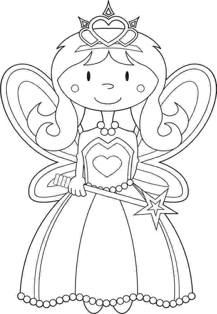colouring pages of princesses and fairies barbie fairy princess coloring pages pages fairies princesses colouring of and