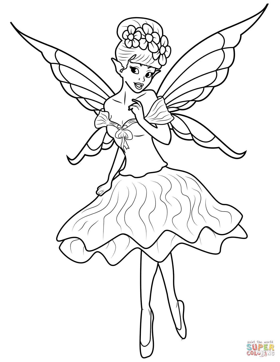 colouring pages of princesses and fairies fairy princess coloring pages print coloring colouring pages and fairies princesses of