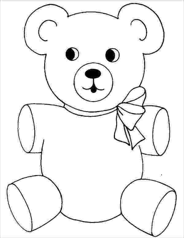 colouring pages of teddy bear free printable teddy bear coloring pages for kids bear of pages colouring teddy